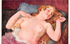 nud008093 - Nude Postcard