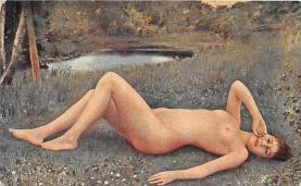 nud008110 - Nude Postcard