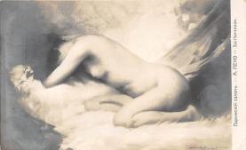 nud008114 - Russian Nude Postcard
