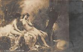 nud008121 - Russian Nude Postcard