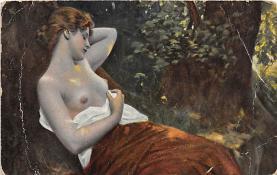 nud008122 - Nude Postcard
