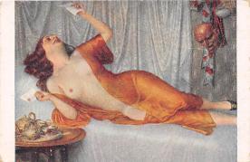 nud008131 - Nude Postcard