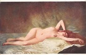 nud008137 - Nude Postcard