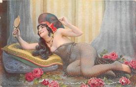 nud008146 - Nude Postcard