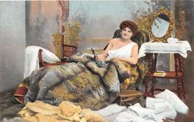 nud008150 - Nude Postcard