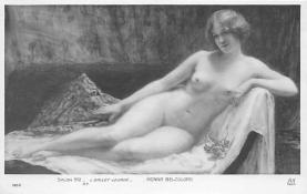 nud008161 - Nude Postcard