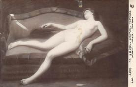 nud008163 - Nude Postcard