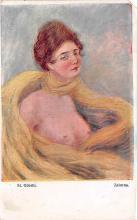 nud008170 - Zalotna Nude Postcard
