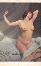 nud008187 - Nude Postcard