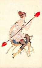 nud008190 - Nude Postcard