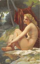 nud008192 - Nude Postcard