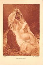 nud008198 - Nude Postcard