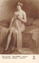 nud008214 - Nude Postcard