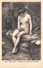 nud008226 - Nude Postcard