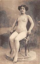 nud008227 - Nude Postcard