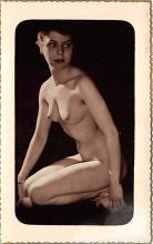 nud008230 - Nude Postcard