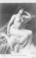nud008236 - Nude Postcard