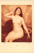 nud008239 - Nude Postcard