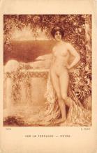 nud008264 - Nude Postcard