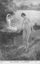 nud008274 - Nude Postcard