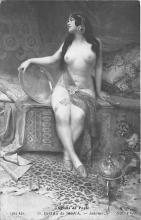 nud008275 - Nude Postcard