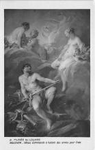 nud008285 - Venus commande a Vulcain des armes pour Enee Nude Postcard