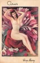 nud008298 - Nude Postcard