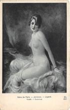 nud008302 - Nude Postcard
