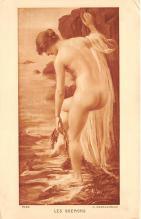 nud008308 - Nude Postcard