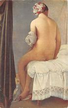nud008310 - The Bather Nude Postcard