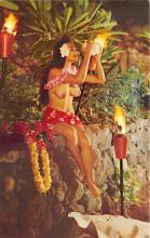nud008330 - Her Polynesian Paradise Nude Postcard