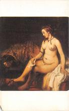 nud008342 - Bethseba Nude Postcard