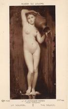 nud008345 - The Source Nude Postcard