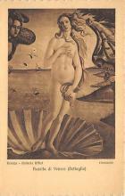 nud008365 - Botticelli Nude Postcard