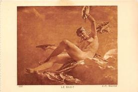 nud008373 - Ranvier Nude Postcard