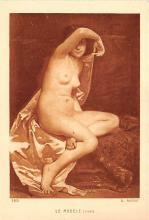 nud008376 - A Aublet Nude Postcard