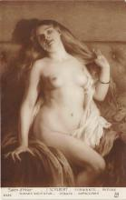 nud008387 - Salon, Repose Nude Postcard