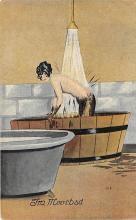 nud008390 - Nude Postcard