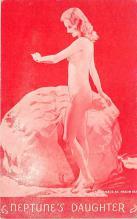 nud008394 - Nude Postcard