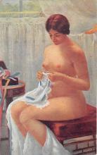 nud008405 - Nude Postcard