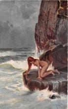 nud008418 - Nude Postcard