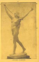 nud008430 - Nude Postcard