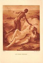 nud008433 - Nude Postcard