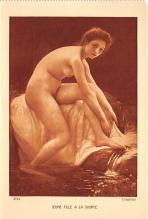 nud008434 - Nude Postcard