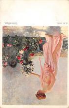 nud008437 - Lebensluge Nude Postcard