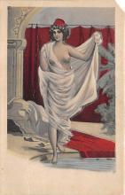 nud008445 - Nude Postcard