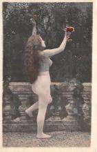 nud008446 - Nude Postcard