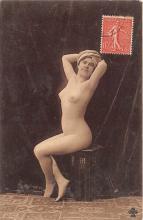 nud008468 - Nude Postcard