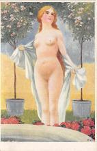 nud008476 - Nude Postcard