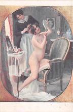 nud008480 - Nude Postcard